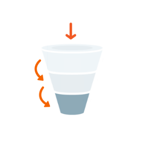 seo for realtors bottom of the sales funnel